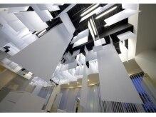 ファムイツカイチ(femme ITSUKAICHI)の雰囲気(天井も見てみてください。)