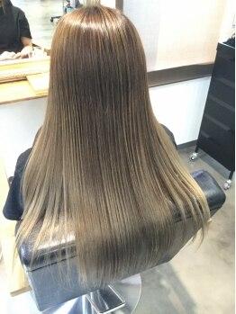 メゾンド クロエ(Maison de Chloe)の写真/あなたの髪にも《天使の輪》を…☆ミルボン社が贈る最新トリートメントで最上級のうるつやを実感!