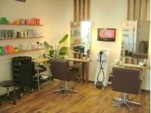 オーガニック ヘアサロン ゴーゴーロク(organic hair salon 556)の雰囲気(スタイリストが一人なのでゆったりと過ごせる空間)