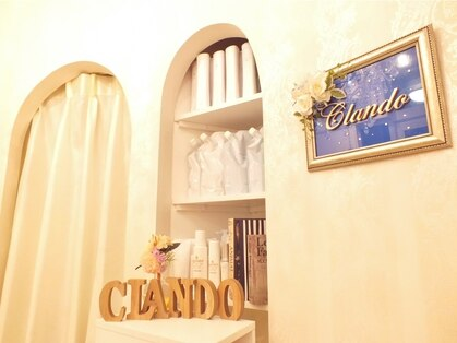 クランドヘアーインプローブ (Clando hair improve)の写真