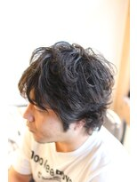 ヘア イコール(hair equal)洗いざらしパーマ