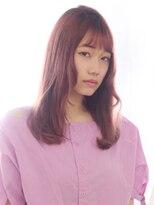ヘアリゾート ブーケ(hair+resort bouquet)bouquet星野☆つやつやナチュラルストレート☆