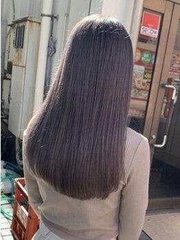 """リープリング ヘアーデザイン(Liebling HAIR DESIGN)の写真/お客様一人ひとりのお悩みに合わせた施術で、""""今まで以上にキレイになりたい""""そんな思いを叶えてくれる☆"""