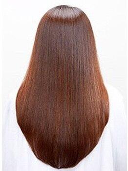 ヘア メイク エア コーディネーションの写真/高リピート率!一人ひとりの髪の状態に合わせた、オーダーメイドなシステムトリートメントがあるサロン◎