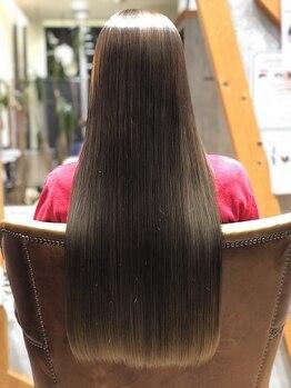 アドミニヨンイチマルイチタジミ(Admignon 101 tajimi)の写真/乾燥によるパサつきやダメージヘアが気になる方に◎話題の《サブリミックトリートメント》で髪質改善♪