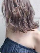 美容院帰りはモチロン、退色過程も【理想の髪色】が続く!!【LUXY】のカラーが人気の5つの理由☆