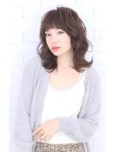 ヘアステージ ラプリュム(HAIR STAGE Ra Plume)(大人気スタイル☆)RA plumeナチュラルウェーブミディアム