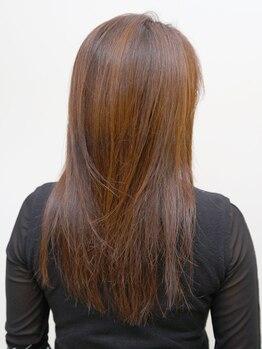 ヘアーヒロ 中西店(hair HIRO)の写真/髪のボリュームが減った…パサついて髪が広がる…クセや環境によって変化する髪質の悩みを解決!
