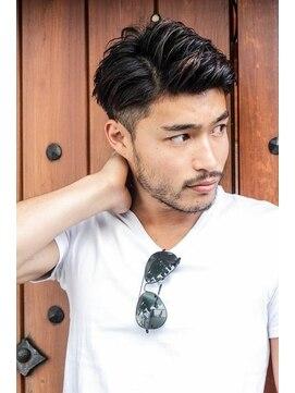 メンズのショートヘアにおすすめの髪型|ツーブロック/アシメ/刈り上げ