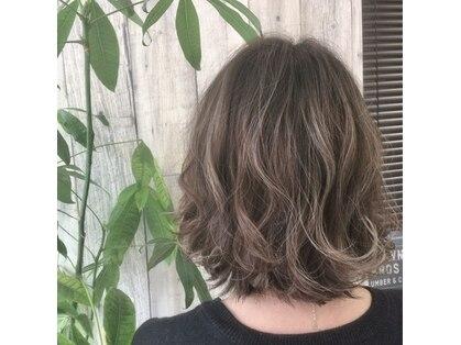 シアン ヘアラボ(Cyan hair labo)の写真