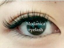 モダニカ(Modanica)の雰囲気(Modanica eyelash併設!マツエク&マツパーも同日施術可能です☆)