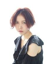 ルアウ 岡本店(LUAU)オトナカジュアル×上品おフェロボブ【Stylist濱本勇太】