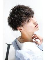 リップスヘアー 銀座(LIPPS hair)ナカオ考案!【スキャッターパーマ】