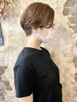 マギーヘア(magiy hair)magiyhair【nico】美人シルエットのグラデーションカット