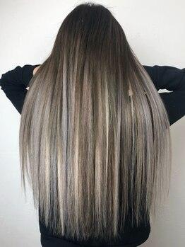 ロルド スール(Rold soeur)の写真/【髪質改善トリートメント取扱】ダメージを抑え、髪本来の「艶感」「潤い」のある強く美しい髪に仕上がる♪