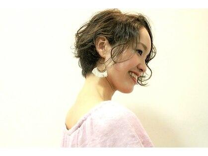 デコヘアー(DECO HAIR)の写真