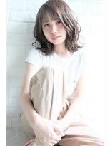 リリィ ヘアデザイン(LiLy hair design)LiLy hair design ~ 外ハネアッシュベージュ
