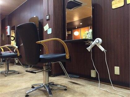 ヘアカラーサロン アート(hair color salon a to)の写真