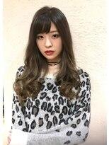 グランヘアー 大町店(GRANHAIR)【GRAN HAIR 大町店】スパイシーロング