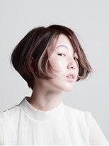 サラビューティーサイト 志免店(SARA Beauty Sight)清潔感たっぷりの大人正統派ショート