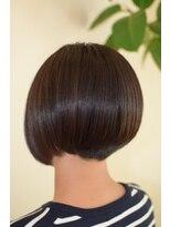 ヘアメイク スコア(Hair Make S CORE)ツーブロックボブ