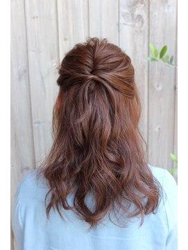 浴衣に合う髪型の55選 ヘアアレンジのポイント5コ