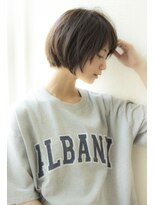【Un ami】《増永剛大》新規指名多数★大人可愛い小顔ショート★
