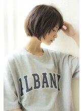 【Un ami】《増永剛大》新規指名多数★表参道人気ショートボブ★