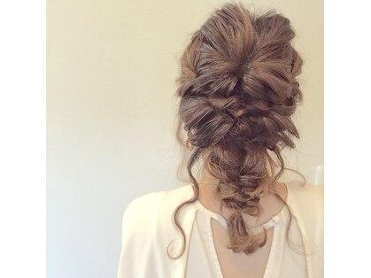 マルサンカクシカクプラスヘアー(〇△□+Hair.)の写真