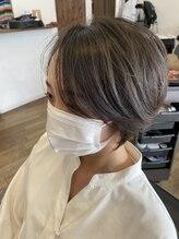 ヘアーデザイン フェローズ(Hair Design Fellows)ナチュラルショート
