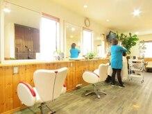 ヘアーサロン スイッチ(hair salon switch)