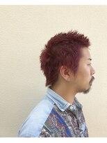 【EIGHT 沖縄】お客様スタイル_パッションピンク