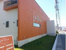 ジンルッカ(JIN Lucca)の雰囲気(国道沿いにあって目立つ建物です*)