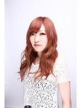 ヘアーアンドメイク アール(hair&make R)★hair&makeR★ラブリーピンク
