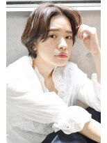 【roi】sakamoto naturaltone short style