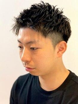 オーケークラブ アネックス(OKクラブ ANNEX)の写真/【コルトンプラザ1F】男の身だしなみをトータルケアできるメンズ専門店。通うほどに男が上がる上質サロン。