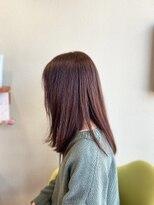 ライフヘアデザイン(Life hair design)春のミントベージュ