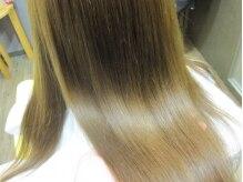美容室 ジェイスタイル(J style)の雰囲気(『魔法のストレートパーマ』で自然な髪に)