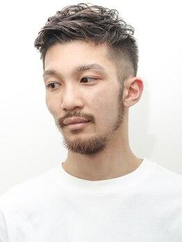 ヨファ ヘアー(YOFA hair)の写真/【川西能勢口/プチプラ】メンズヘアのスペシャリストが最高に似合うStyle、いっしょにみつけます♪