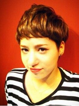 """リアン ヘアー(Lien hair)の写真/カット技術としっかりカウンセリングでお手入れ楽チン&長持ちスタイルに♪""""いつも可愛いワタシ""""が叶う☆"""