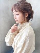 サン 渋谷(SUN)大人かわいいドレスヘア
