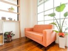ガロ 真美ケ丘店(GARO)の雰囲気(ゆったりくつろげるソファーです♪)
