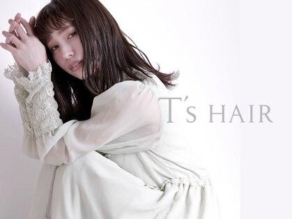 ティーズヘアー(T's HAIR)の写真