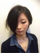 ストリング ヘアー(string hair)定番大人ショートボブ★