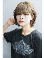 リル ヘアーデザイン(Rire hair design)【Rire-リル銀座-】アンニュイバングボブ☆