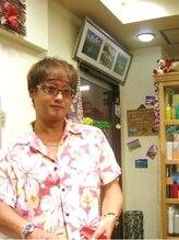 ヘアー アロアロ(hair aloalo)石野 和博