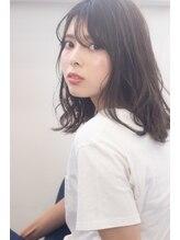 アメリ(Amelie)<Amelie>ミディアム × グレージュ