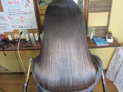 SKヘアの写真