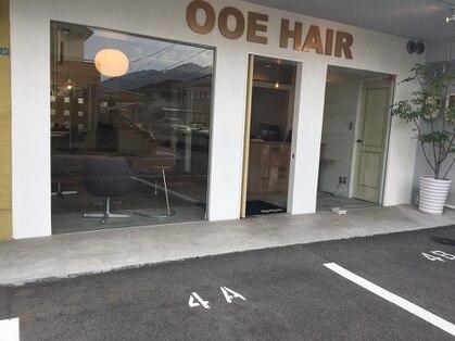 オオエヘアー(OOE HAIR)の写真