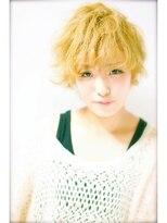 《JEEN》☆Sweet girly☆シュガーカールショート